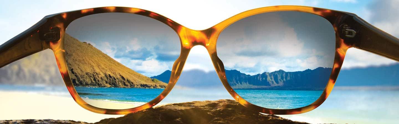 277a3e027cd0 All Maui Jim Sunglasses feature Maui Jim Polarized Plus 2 lenses that  eliminate reflected glare while enhancing colors making colors pop.